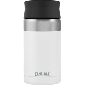 CamelBak Hot Cap Borraccia 400ml bianco